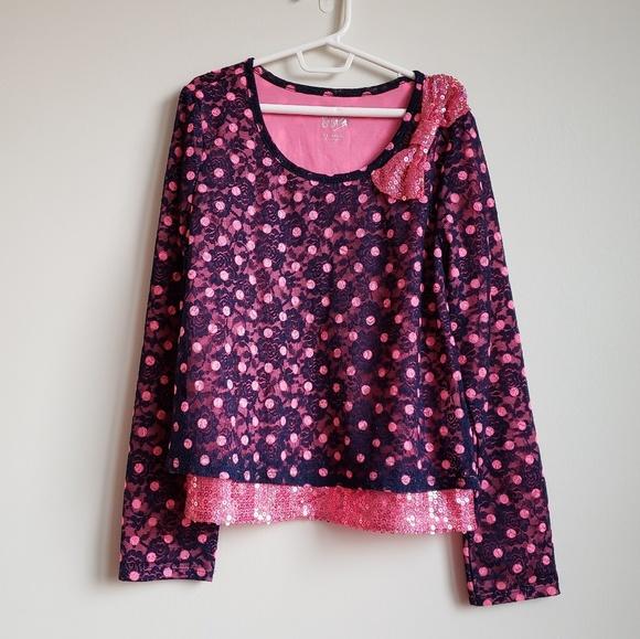 NWT Justice Girls FLORAL SMOCKED BANDEAU Top Shirt  BLUE PINK PURPLE 6 7 8 10 12